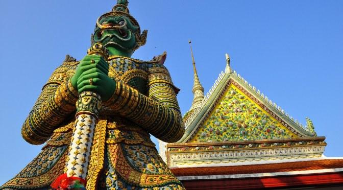 Thailand: Land of smiles