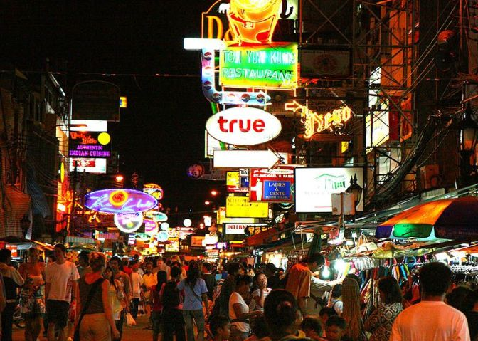 Whats the Capital of Thailand – BANGKOK!