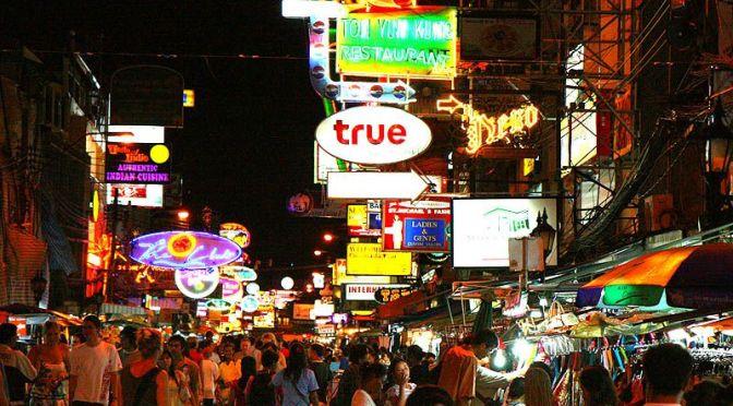 Whats the Capital of Thailand – BANGKOK!