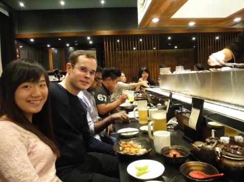 Sen Ryo Japanese Restaurant