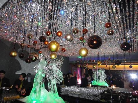 Shangri-La Horizon Lounge