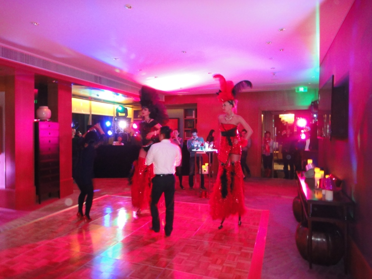 Horizon Lounge - New Years entertainment