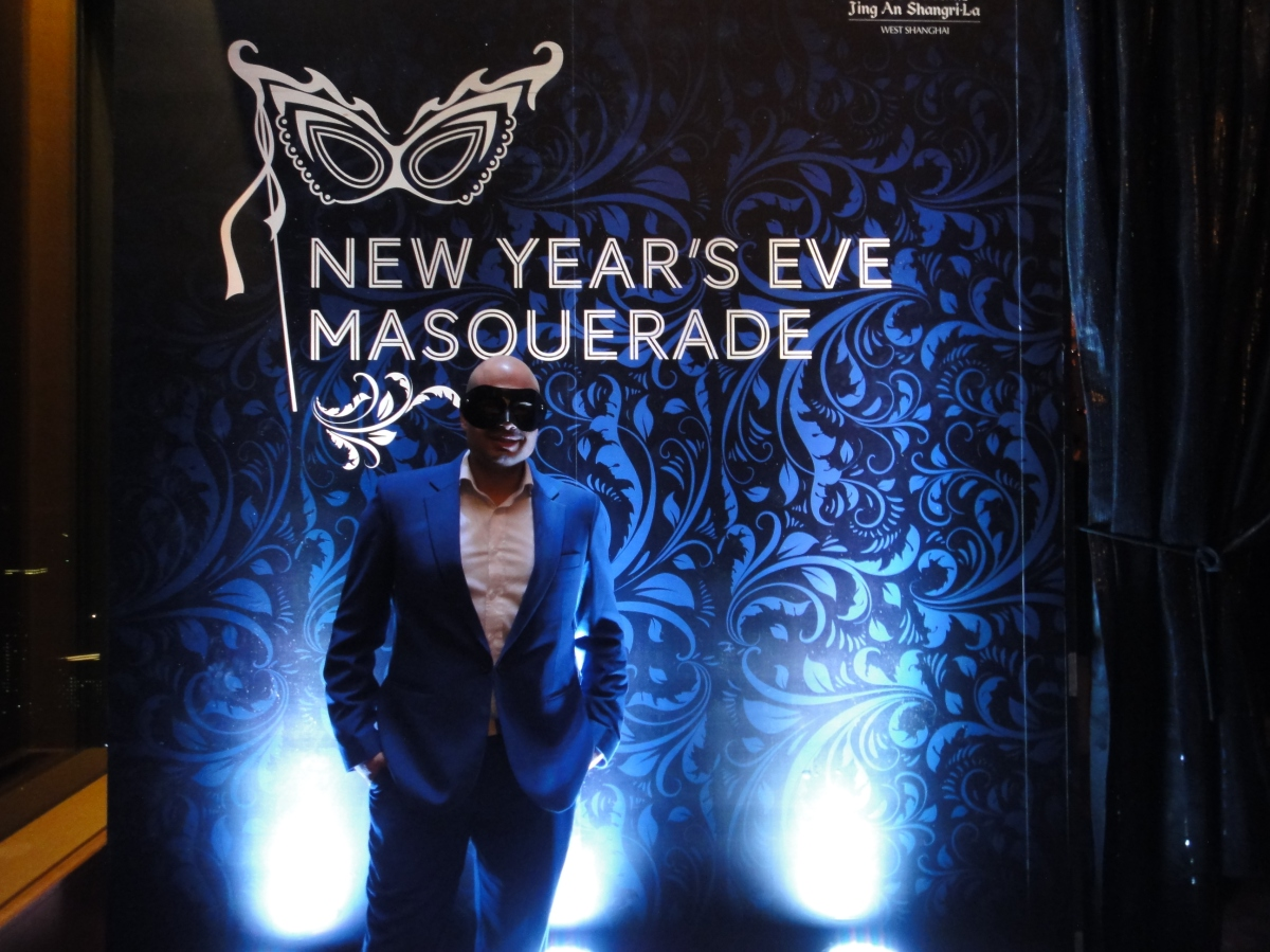 New Year's Eve Masquerade