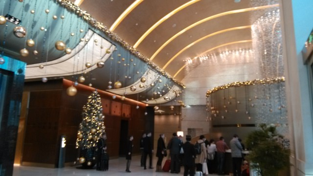 Jing-An Shangri-La Lobby